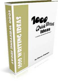 1000 QUICK WRITING IDEAS - 1000 Writing Prompts and Quick Writing Ideas - includes common writing forms that assist in the classroom.